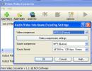 encoding settings