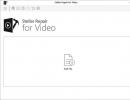 Stellar Repair for Video(Win)