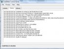 Code Meter Evenets Window