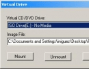Virtual Drive Mounted