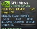 Gpu Meter Window