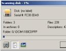 Scanning Disk