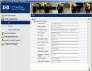 BIOS File Configuration Screen
