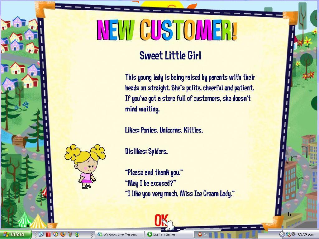 Customer Info