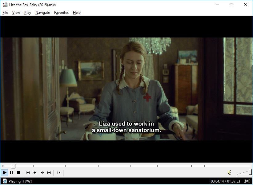 Video File Playback