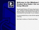 Windows XP Product Key Finder Installation