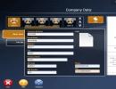 Company Data Window