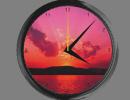The Custom Skin Clock