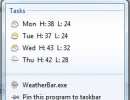 Taskbar View