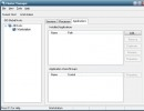 Cluster Manager Window