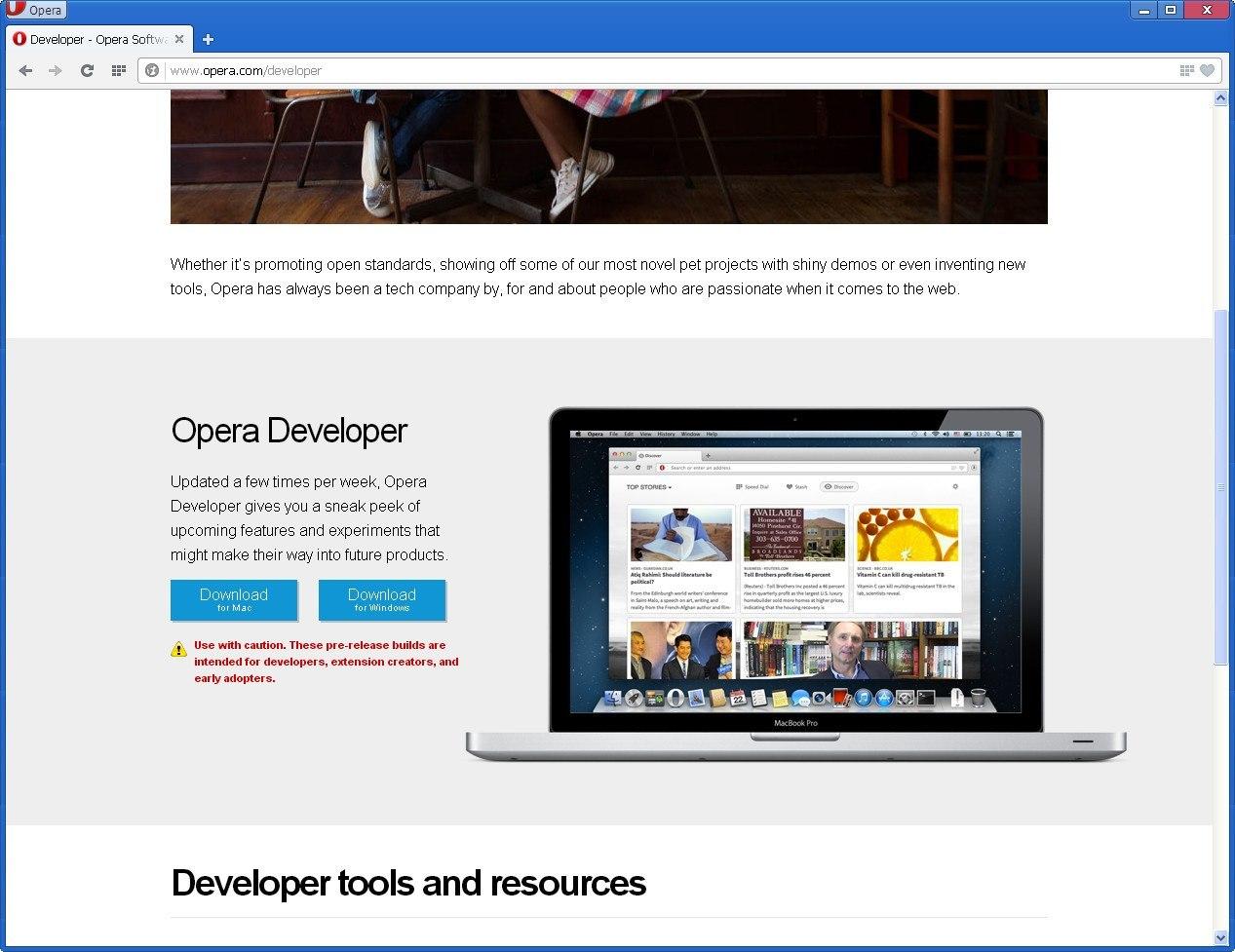 Browser Window