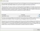 Translation feature
