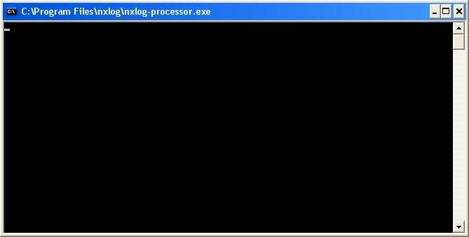 Command Line Window