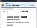 Encryption in Progress