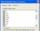 Formats window