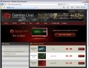 Garena Live Web page