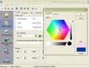 Gallery settings - choosing a color