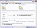 Convert a folder options