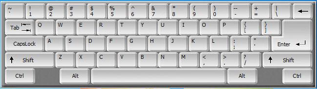 Keyboard Window