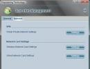 Acer eNet Management Settings Network