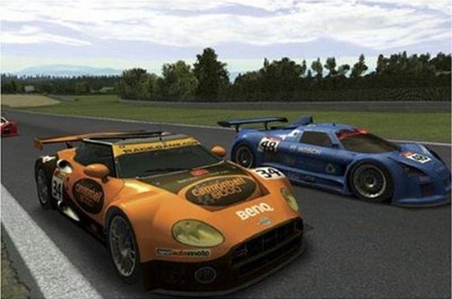 Incredible racing cars.