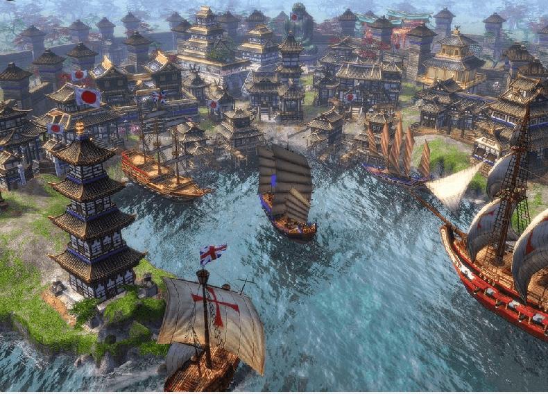 Sea scenarios