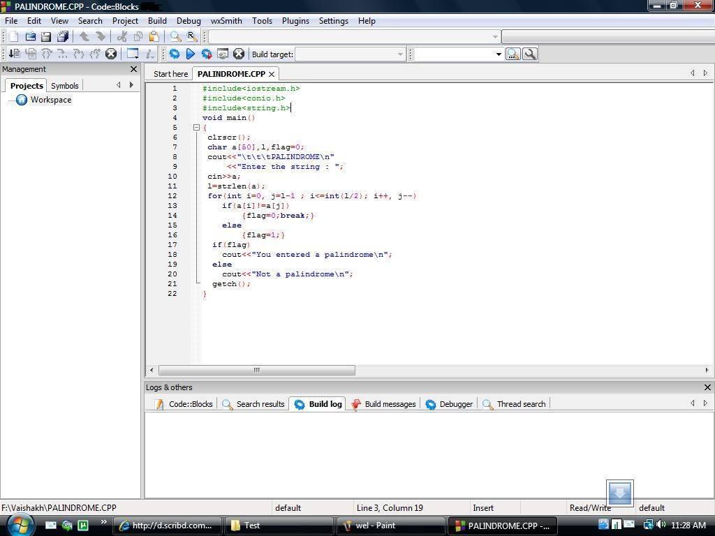 Code View