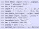 Python - ffnet