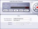 Audio Mixer Panel