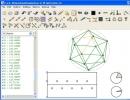 Three dimesional icosahedron