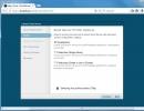 Server Profile Window