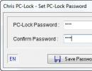 Assign Password Window