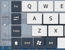 Vitual Keyboard Window