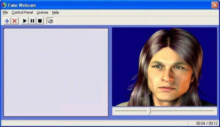 Fake Webcam Image