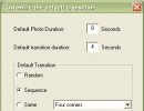 Picture to Video transitions