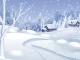 Morning Snowfall Screensaver