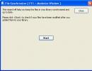 File Synchronizer