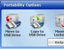 Portability options
