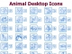 Animal Desktop Icons for Bada