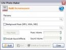 Build screen saver