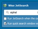 Quick Search Window