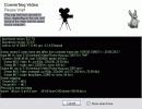Video conversion process
