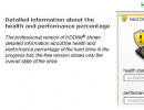 Comparison screenshot - Health status bar
