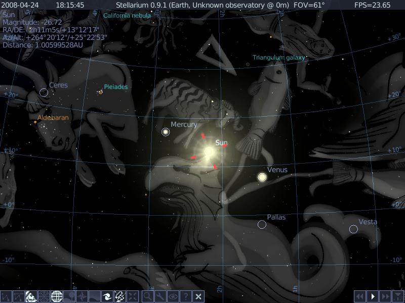 Constellations Art