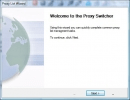 Proxy list wizard step one