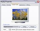 Screensaver Interface