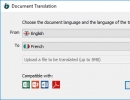 Document Translation