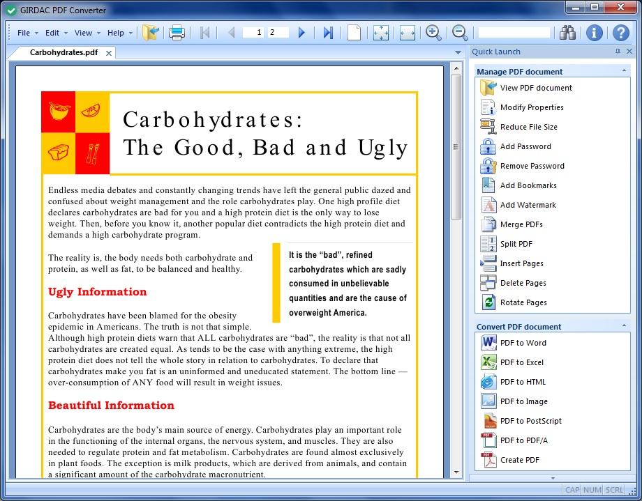 Load PDF File