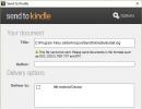Sending file options