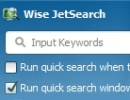 Quick Search Tab